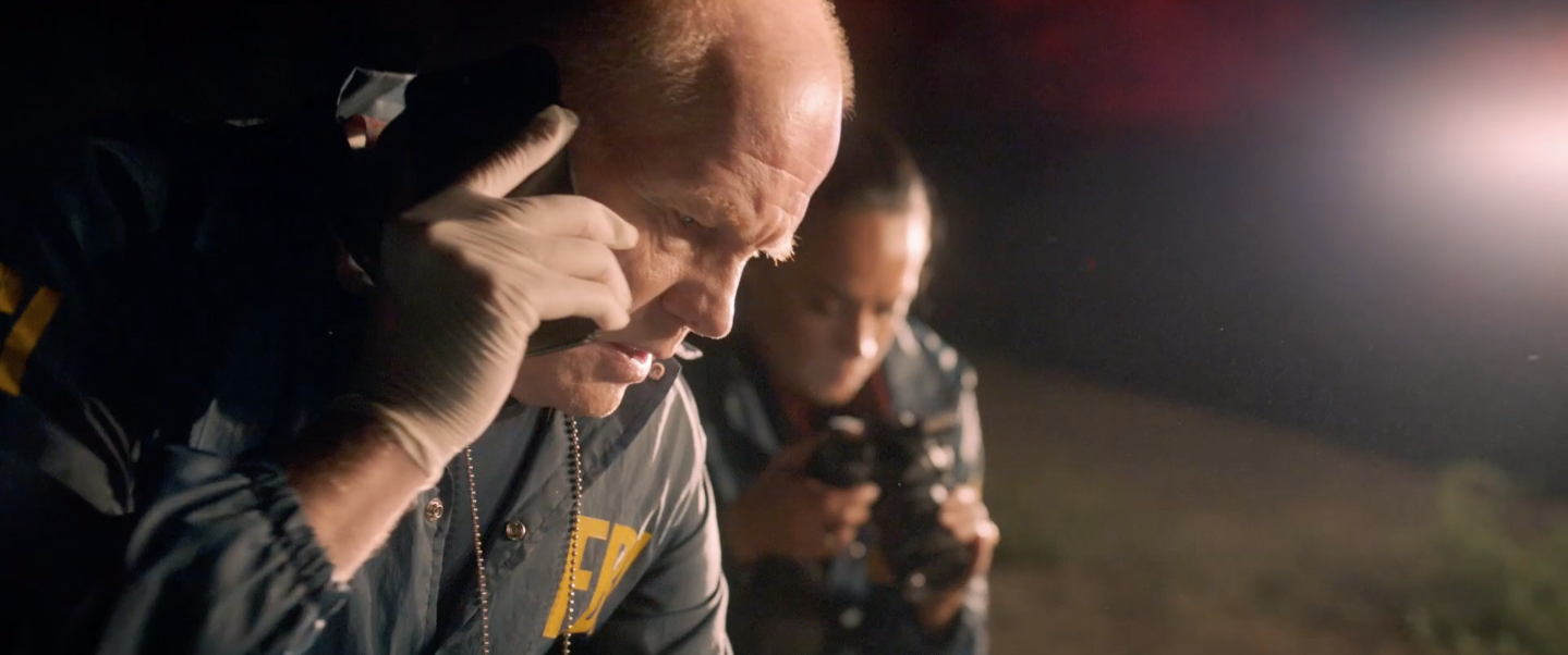 Glenn Morshower as Special Agent Stewart