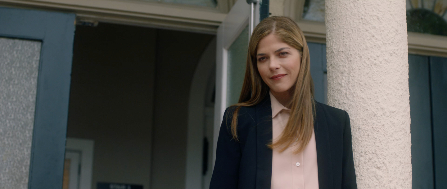 Selma Blair as Dr. Doris Baxter